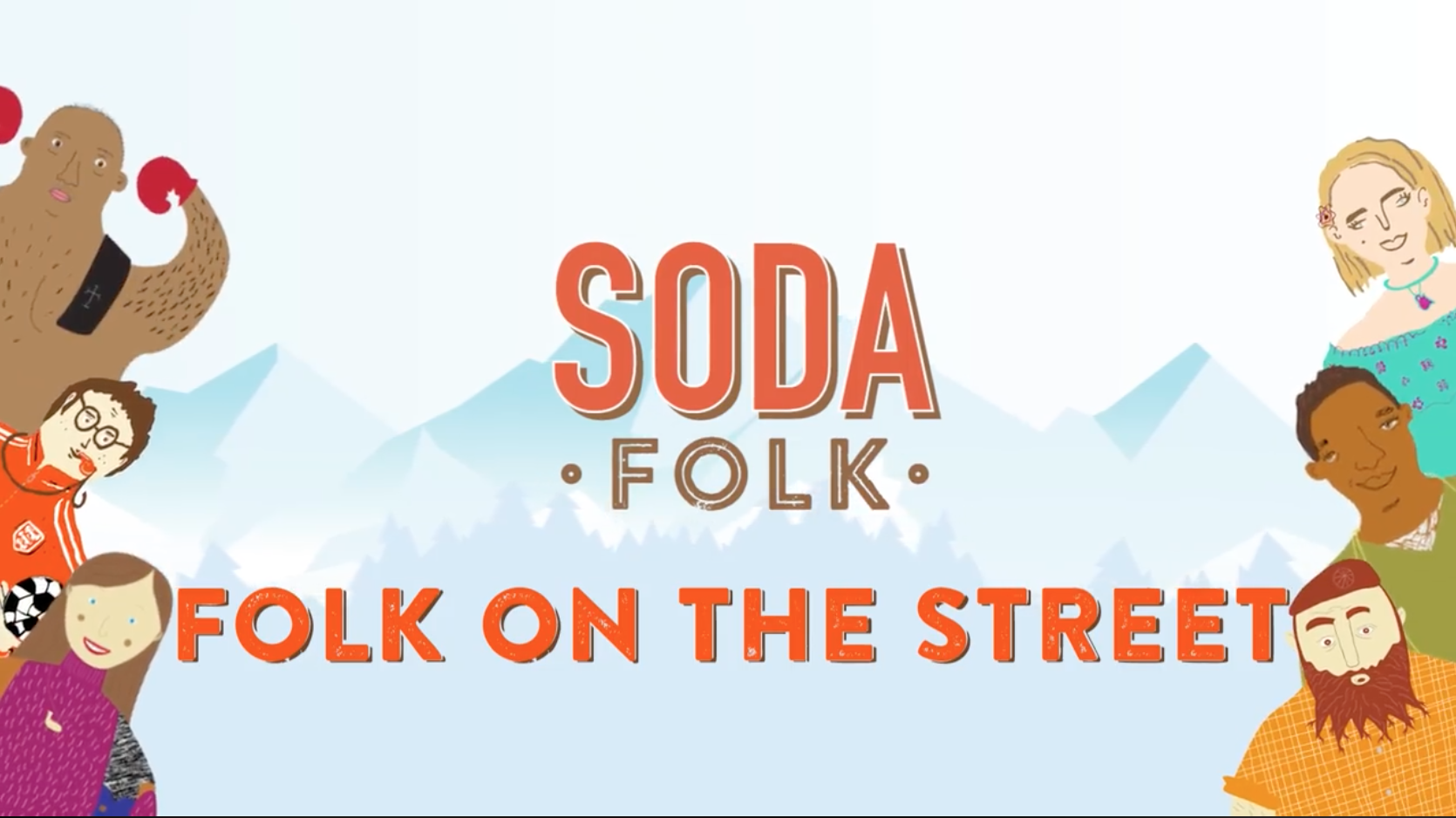 Folk on the Street: taking social out of the office & onto the streets