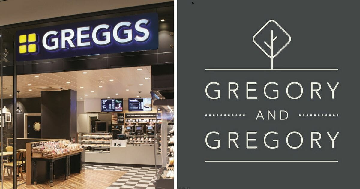 The PR stunt of 2018 (so far…): Gregory and Gregory.