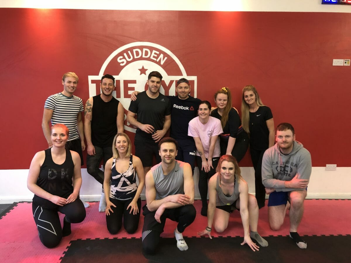 Wellness at work: movin' on up