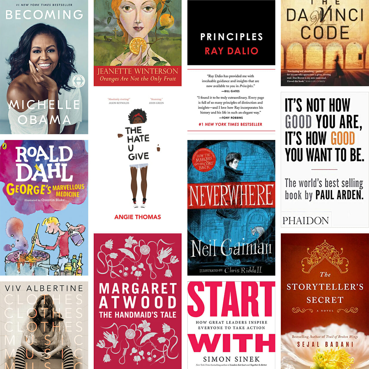 World Book Day: A Collection of Brilliant Books!