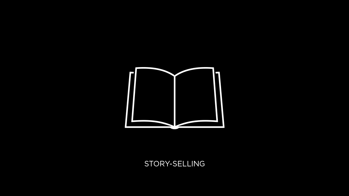 The Power of Story-selling