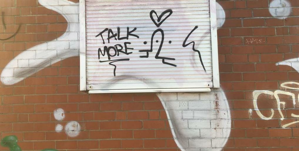 TALK MORE – if you know, then you know.