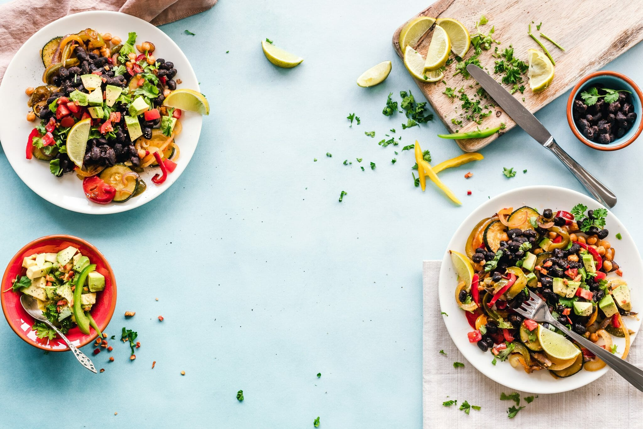 Influencer inspiration for your Flexitarian diet