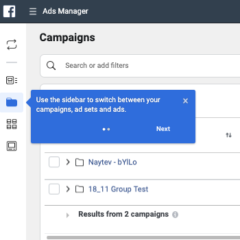 New Facebook Ads Manager UI has arrived - Brilliant Agency | Social